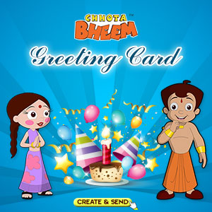 Chhota Bheem Official Website | Green Gold Animation