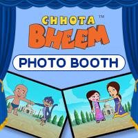 Chhota Bheem Photobooth