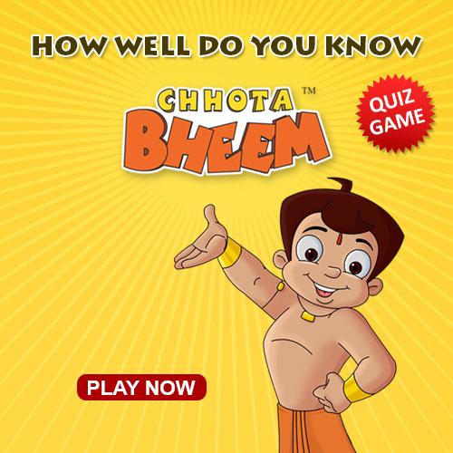 chota bheem jungle run game