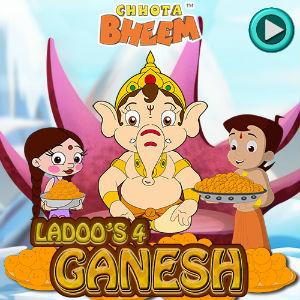 Ladoos 4 Ganesha