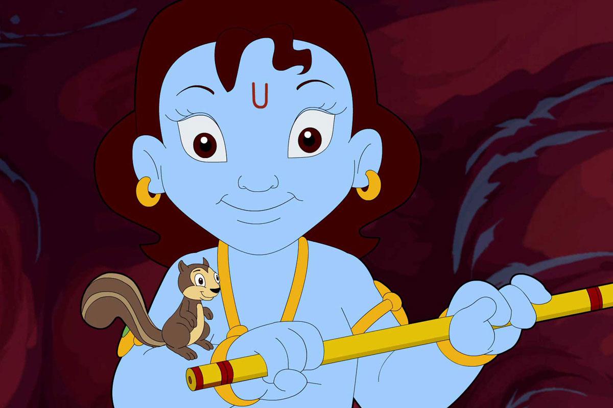 Lovely Krishna
