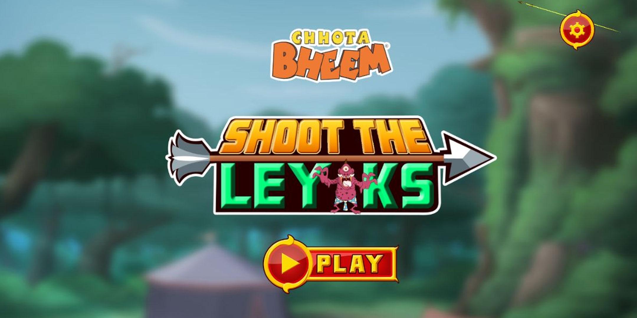 Free Download Install Chhota Bheem Shoot The Leyaks Game App